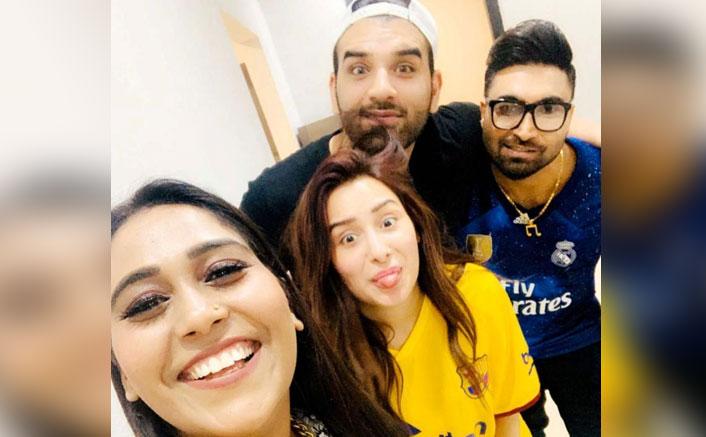 Mahira Sharma & Paras Chhabra To Do A Musical Collaboration With Afsana Khan & Nonu Singh?