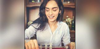 Manushi Chhillar reveals she is a closet chess fanatic