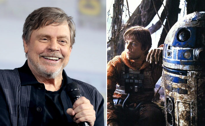 Mark Hamill & Luke Skywalker from Star Wars: A New Hope