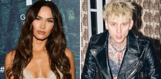 Megan Fox & Machine Gun Kelly To Resume Shooting For Midnight In The Switchgrass