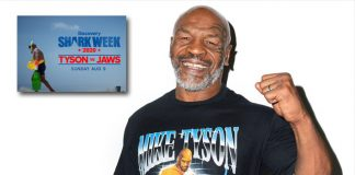 Mike Tyson Is All Set To Fight A Great White Shark In Discovery Channel's Shark Week