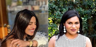 Mindy Kaling: It's been wonderful working with Priyanka Chopra