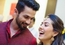 Mira to Shahid: I fall in love with you more every day