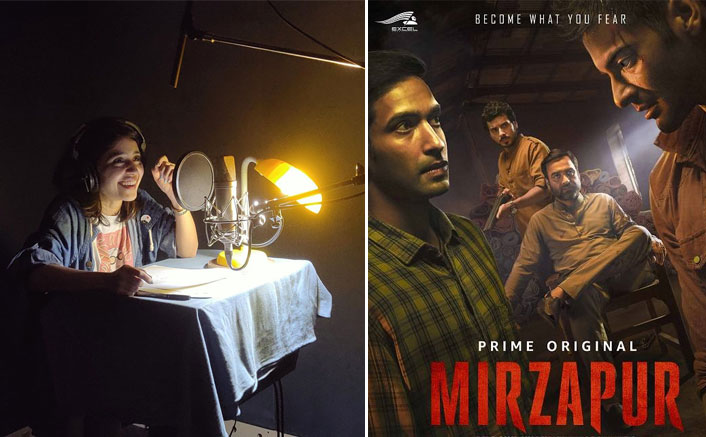 Mirzapur 2 Actors Start Dubbing; Fans Can't Keep Calm As Release Date Seems Closer Than Ever Before(Pic credit: battatawada/Instagram)