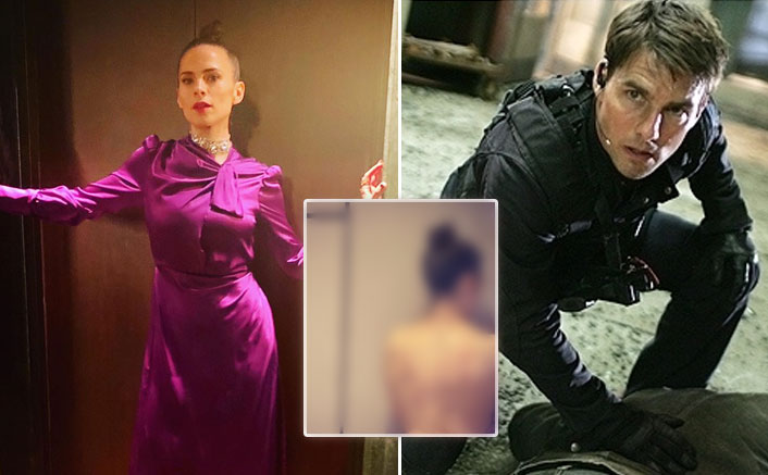 Mission: Impossible 7: Hayley Atwell's Shirtless Picture Of Her Ripped Back Is A Proof Of Her Intense Prep To Star Opposite Tom Cruise(Pic credit: wellhayley/Instagram)