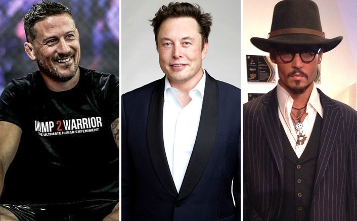 MMA Trainer John Kavanagh Offers To Train Elon Musk For His Cage Match With Johnny Depp!