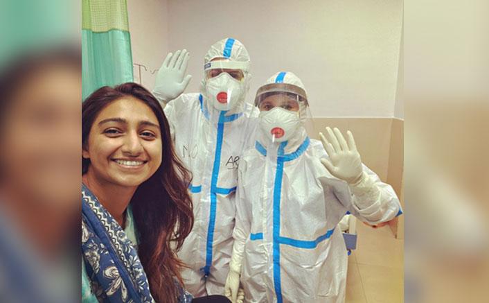 Mohena Kumari tests COVID-19 negative(Pic credit: mohenakumari/Instagram)
