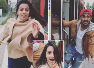 Naagin 4 Actress Anita Hassanandani Shares A Funny Recreation Of DDLJ's Iconic Train Scene With A Shoutout To TikTokers, Check Out