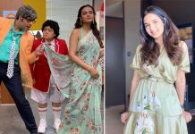 'Naagin' star Jasmin Bhasin is Bharti Singh's mom in comedy show