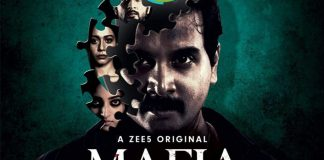 Namit Das calls his new web show 'Mafia' a unique project