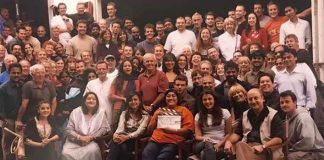 Namrata Shirodkar shares picture from the 'last day' of her 'last film'