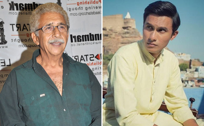 Naseeruddin Shah's quirky life-hack for budding actor Ritwik Bhowmik