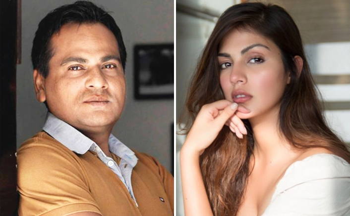 "Nawazuddin Siddiqui's Brother Shamas Nawas Siddiqui: ""People Like Rhea Chakraborty Want To Snatch Money & Everything"""