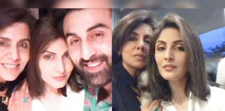 Neetu Kapoor Celebrates Her Birthday With Children Riddhima Sahni & Ranbir Kapoor, See Pics!
