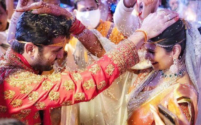 Nithiin Ties The Knot With GF Shalini In A DREAMY Ceremony Amid The Lockdown, Checkout