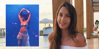 Nora Fatehi hits 14mn mark on Insta, celebrates with video that changed her life