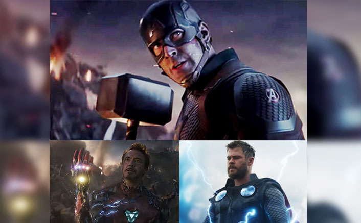Not Chris Evans' Captain America But Iron Man/Thor Was Supposed To ROAR 'Avengers Assemble'? Russo Brothers REVEAL(Pic credit: Avengers endgame movie stills)