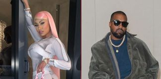 OMG! Kanye West Removes Nicki Minaj's Verse From 'New Body'Song, Fans Vent Their Displeasure