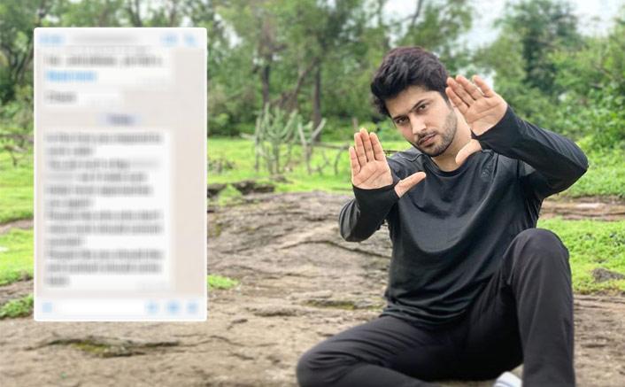"OMG! Swaragini Actor Namish Taneja ABUSED In Fake Casting Call: ""People Like You Should Die & Sushant Singh Rajput Should Come Back""(Pic credit: Instagram/tanejanamish)"