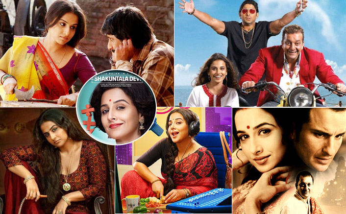Onscreen Vidya Balan performances to watch before you watch Shakuntala Devi on Amazon Prime Video