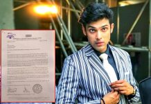 Parth Samthaan Breaks COVID-19 Rules, Society Members File Complaint And Post On Twitter
