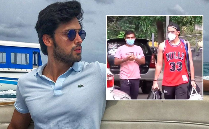 Parth Samthaan Spotted THREATENING Media Person Days After Allegations By Vikas Gupta!