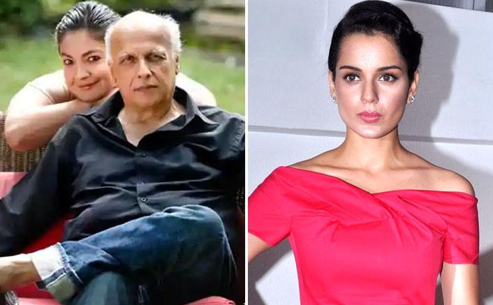 Pooja Bhatt SUPPORTS Father Mahesh Bhatt And LASHES OUT On Kangana Ranaut