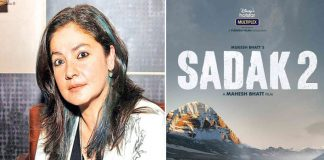 Pooja Bhatt trolled on announcing 'Sadak 2' final edit