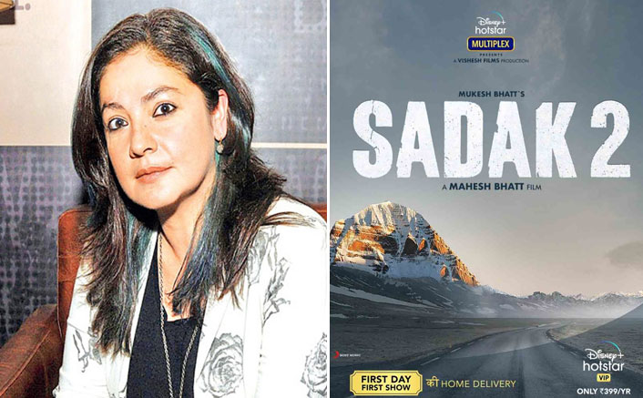 Pooja Bhatt Faces The Flak For Sadak 2 As Twitterati Slams It For Nepotism