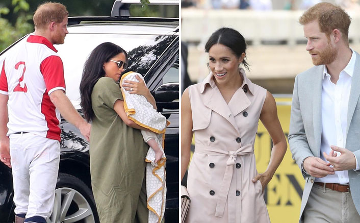 Prince Harry & Wife Meghan Markle Sue Photographers For Clicking Their 14-Month-Old Son ILLEGALLY!