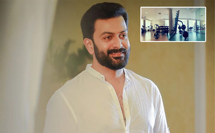 Prithviraj Sukumaran Reveals The View He Knows Best These Days, Read On(Pic credit: Instagram/therealprithvi)
