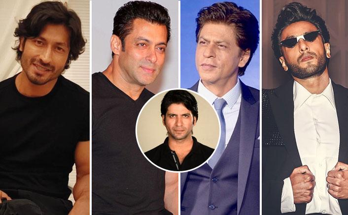 """Puneet Vashist: """"Vidyut Jammwal Ka Jh**t Nahi Hai Salman Khan, Shah Rukh Khan Aur Ranveer Singh"""""""