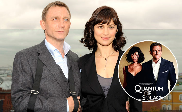 Quantum Of Solace: Olga Kurylenko REVEALS The Day When She Thought She's Going To Die While Shooting