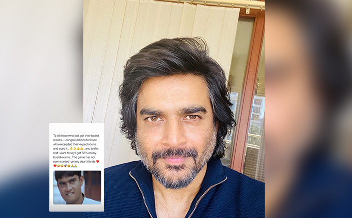 R. Madhavan Shares How Much He Scored In The Board Exams & It Screams 'All Is Well'