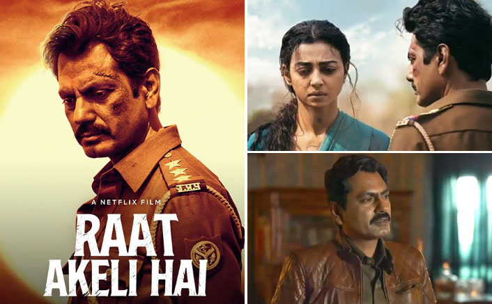 Raat Akeli Hai Trailer OUT! Nawazuddin Siddiqui & Radhika Pack A Punch But There Are More Surprises