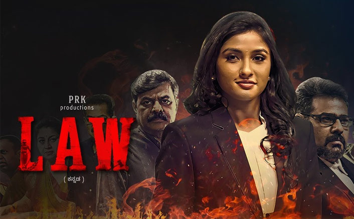 """Ragini Prajwal On Her Father-In-Law Devaraj Being Most Excited For Her Debut Film 'Law': """"Every Morning, Since The Trailer Has Released..."""""""