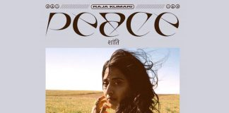 Raja Kumari releases new single 'Peace'