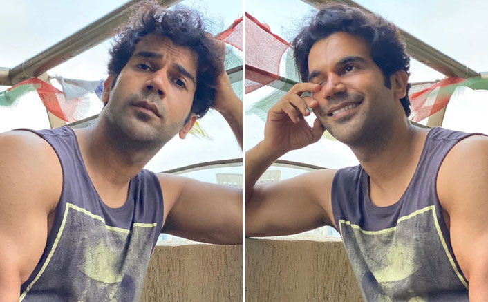 Rajkummar Rao shares his 'state of mind'