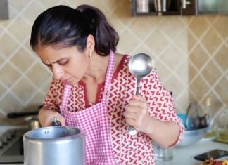 Rasika Dugal is still suspicious of her cooking