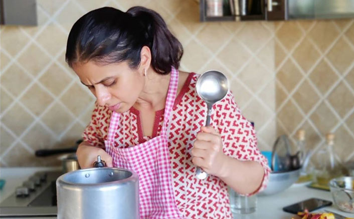 Rasika Dugal Finds 'Daal Mein Kuch Kaala' & Here's Why She Is All Of Us When It Comes To Cooking