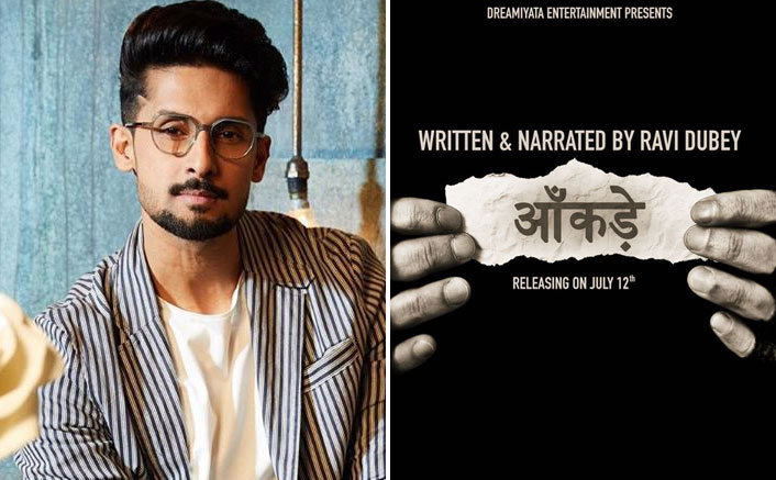 Ravi Dubey teases his upcoming project 'Aankde'