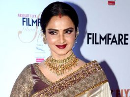 Veteran Actress Rekha's Bungalow Gets Sealed Post Security Guard Tests COVID-19 Positive