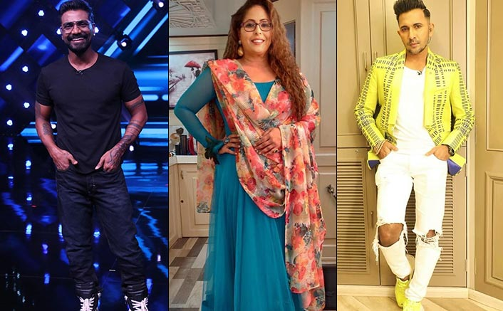 Remo D'souza has an 'amazing, very safe shoot' with Geeta Kapur, Terence Lewis (Lead)
