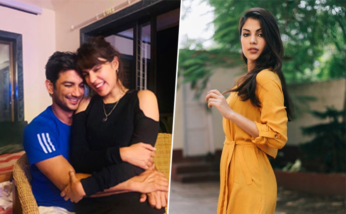 Rhea Chakraborty's Account Was Hacked When She Posted Sushant Singh Rajput's CBI Tweet? Netizens Suggest So(Pic credit: Instagram/rhea_chakraborty)