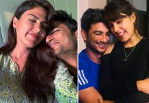 "Rhea Chakraborty's Heartwrenching Post For Sushant Singh Rajput: ""An Irreparable Numbness In My Heart..."""