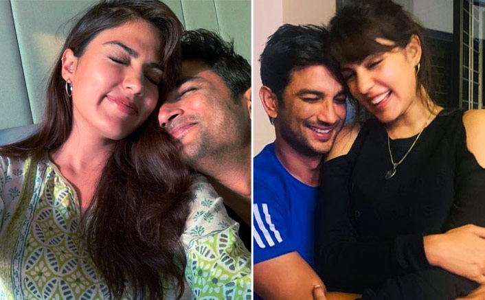 "Rhea Chakraborty's Heart-Wrenching Post For Sushant Singh Rajput: ""30 Days Of Losing You But A lifetime Of..."""