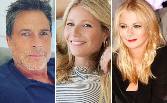 Rob Lowe Is Not Surprised About Gwyneth Paltrow's Revelation That His Wife Sheryl Berkoff Gave Her Oral S*X Tips