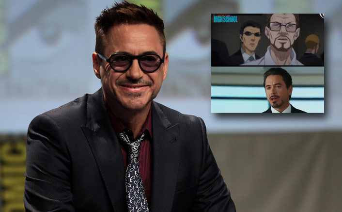 Robert Downey Jr's Tony Stark Makes A Cameo In The Anime Series 'The God of High School'