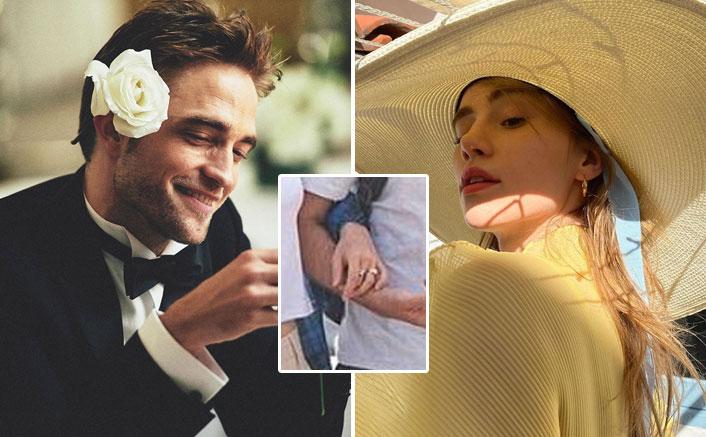 Robert Pattinson & Suki Waterhouse Are ENGAGED? That HUGE Ring Suggests So!