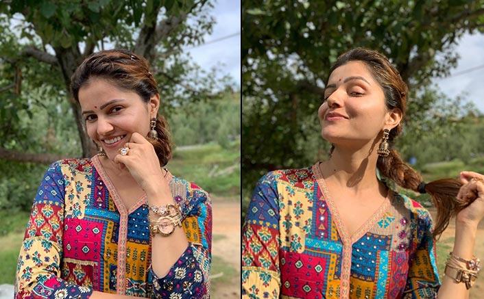 Rubina Dilaik is loving the Pahadi life